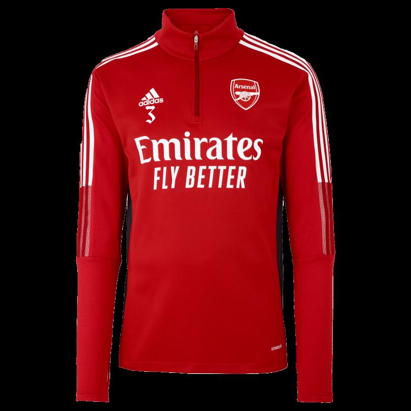 Arsenal Adult 21/22 Warm Top