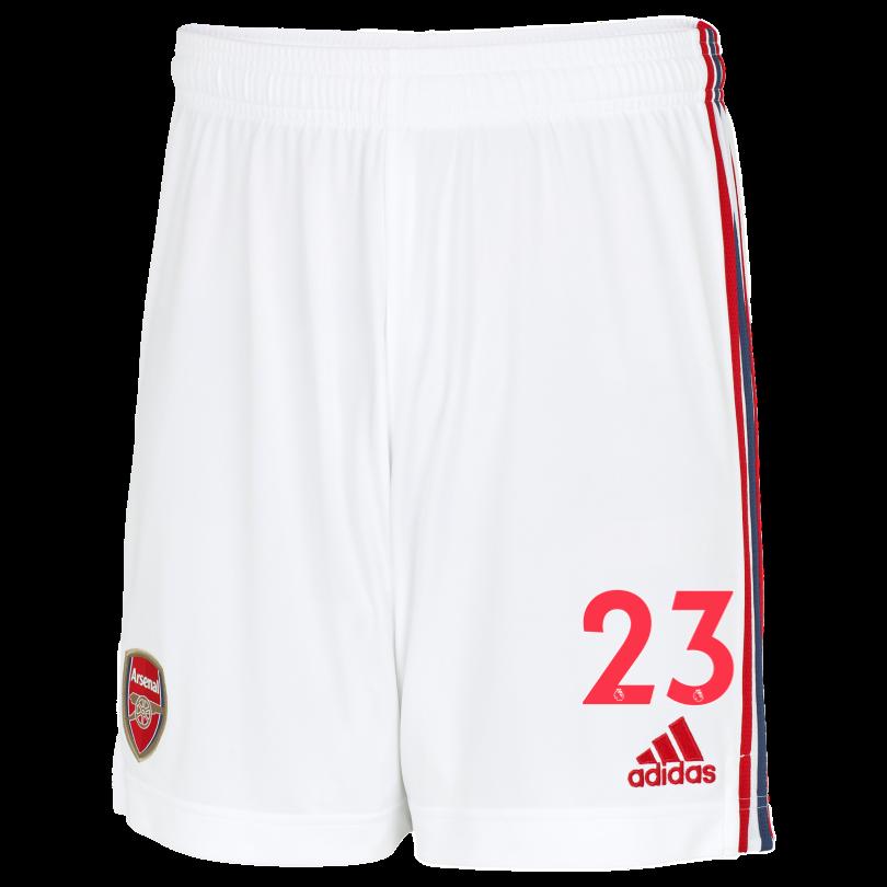 Arsenal Adult 21/22 Home Shorts