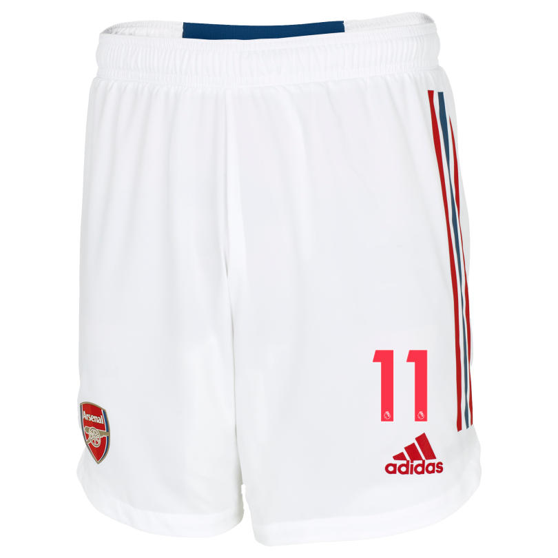 Arsenal Adult 21/22 Authentic Home Shorts