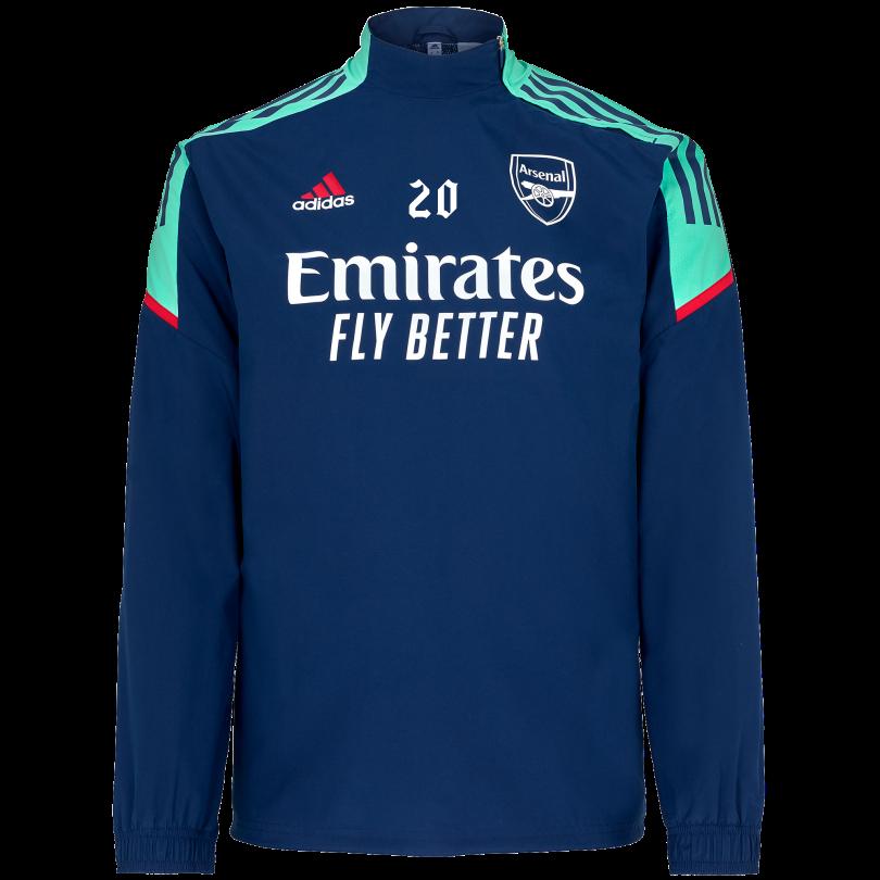 Arsenal Adult 21/22 Pro Hybrid Top