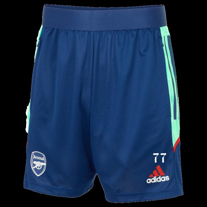 Arsenal Adult 21/22 Pro Training Shorts