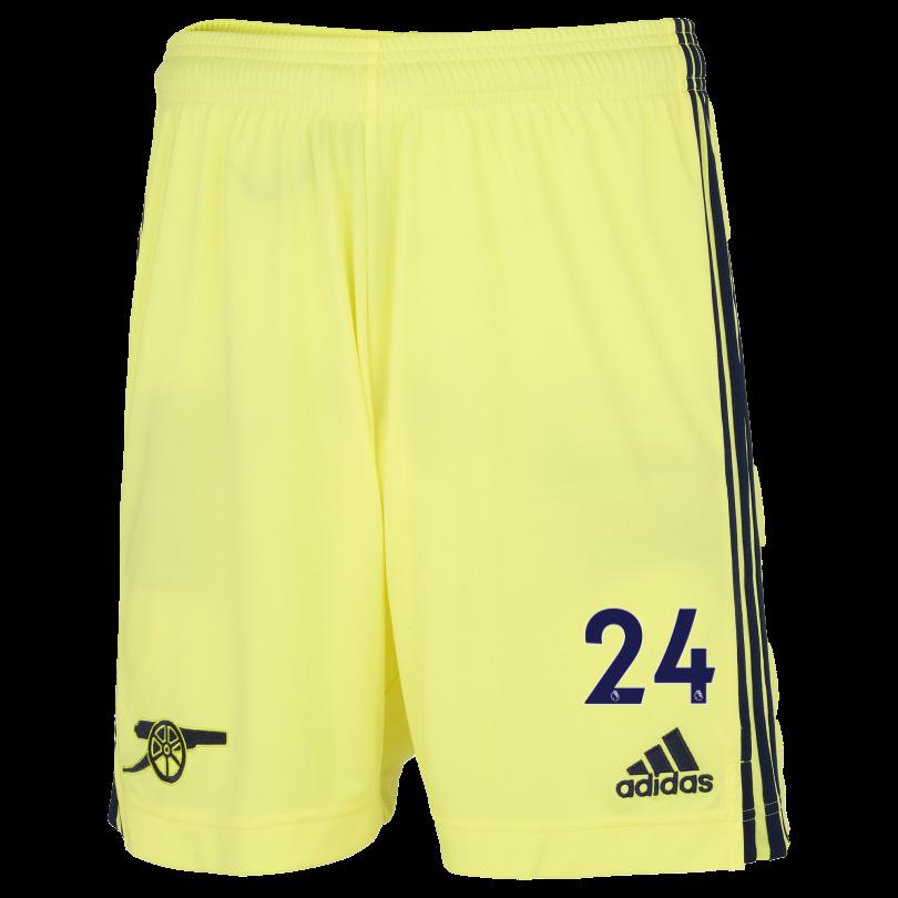 Arsenal Adult 21/22 Away Shorts