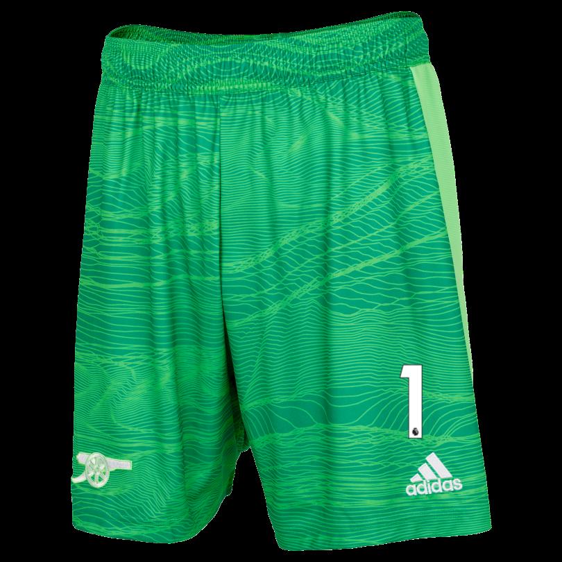 Arsenal Adult 21/22 Goalkeeper Shorts