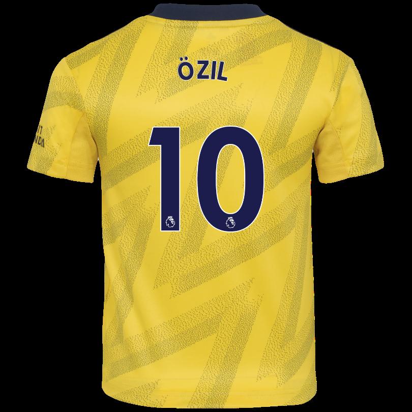 Arsenal 19/20 Away Mini Kit