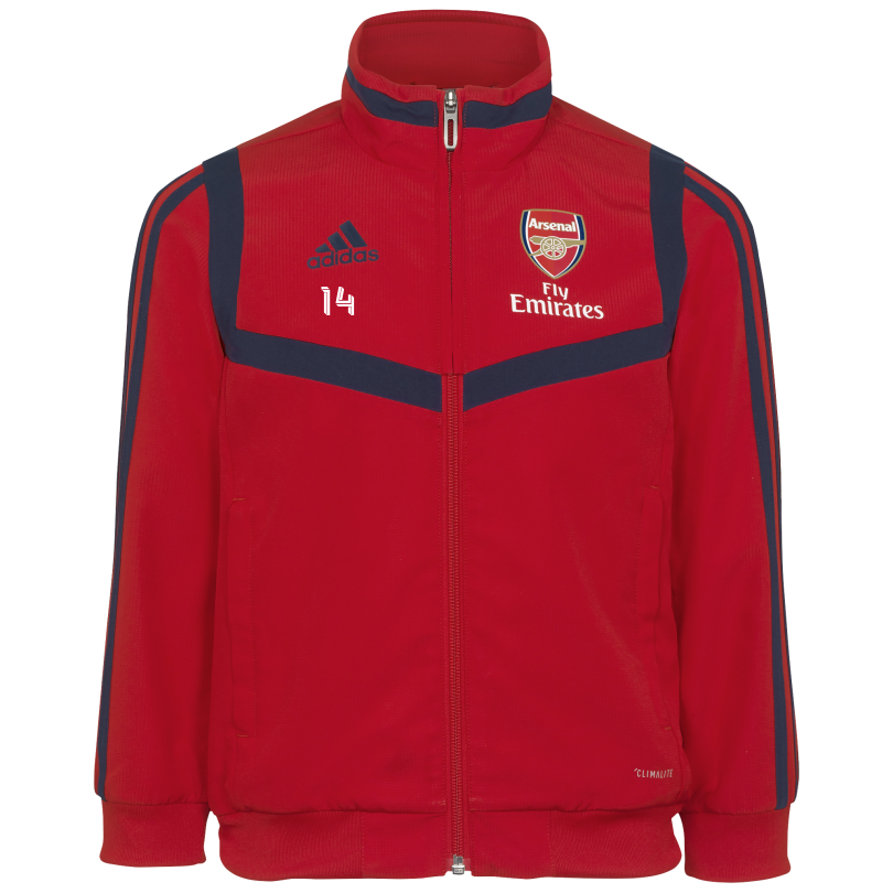 Arsenal Mini 19/20 Presentation Suit