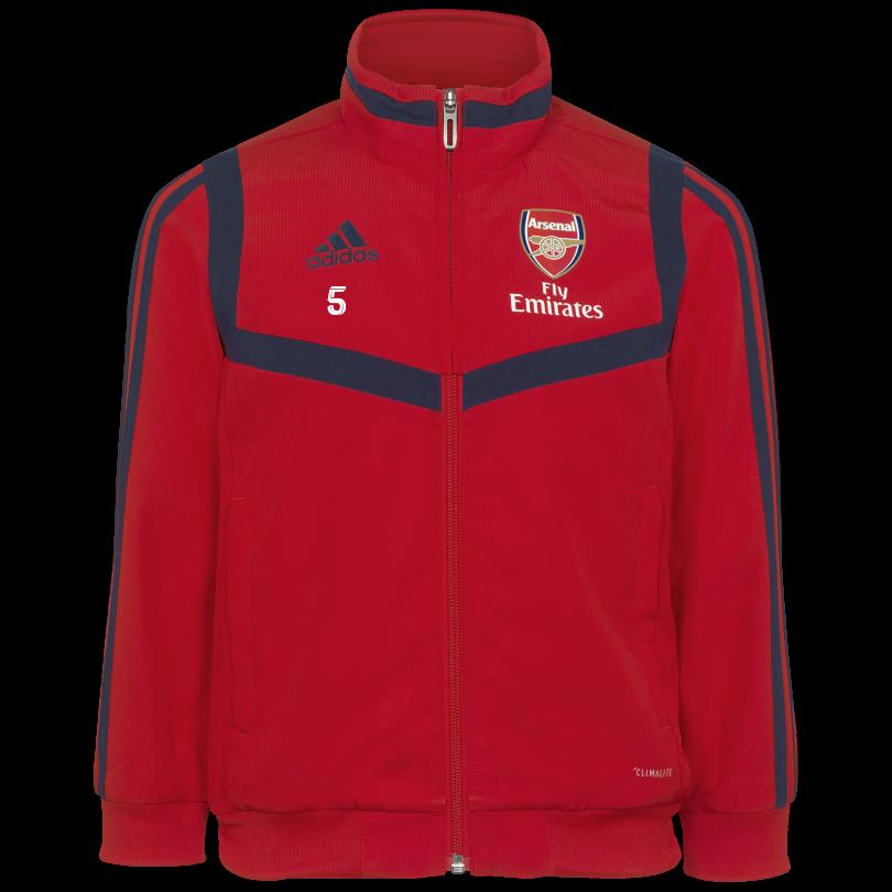 Arsenal Mini 19/20 Presentation Suit