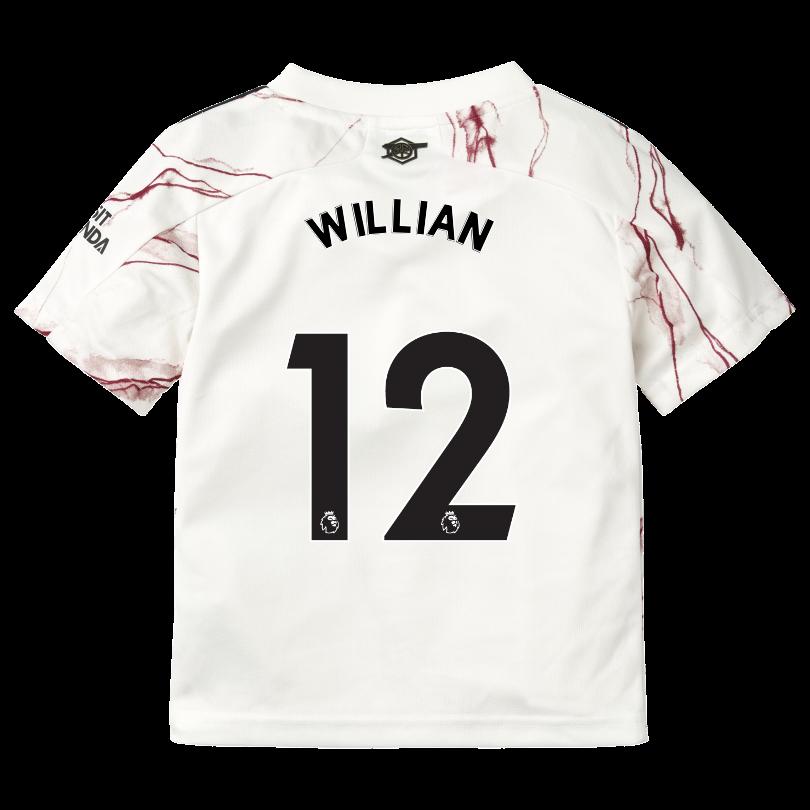 Arsenal 20/21 Away Mini Kit