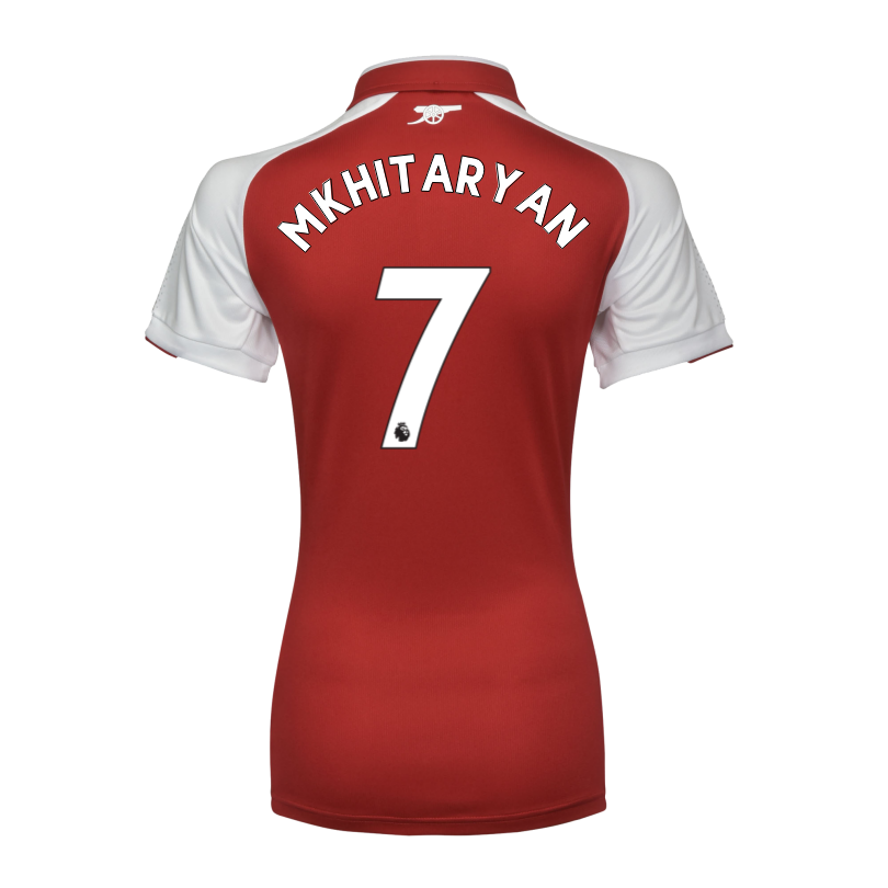 Arsenal Womens 17/18 Home Shirt