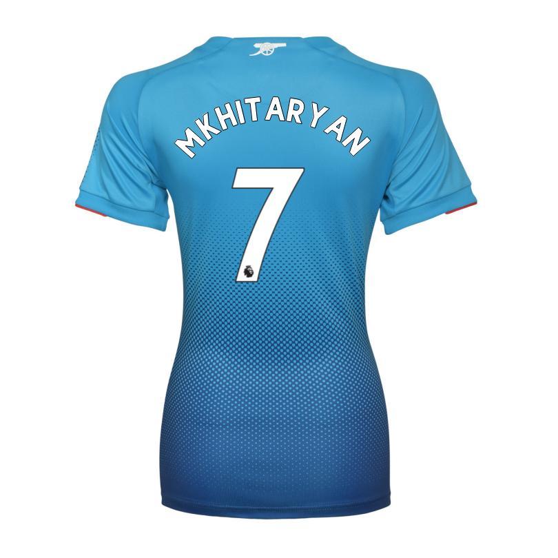 Arsenal Womens 17/18 Away Shirt
