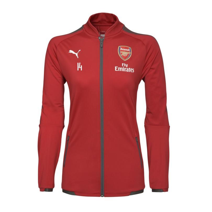 Arsenal Womens 17/18 Stadium Jacket