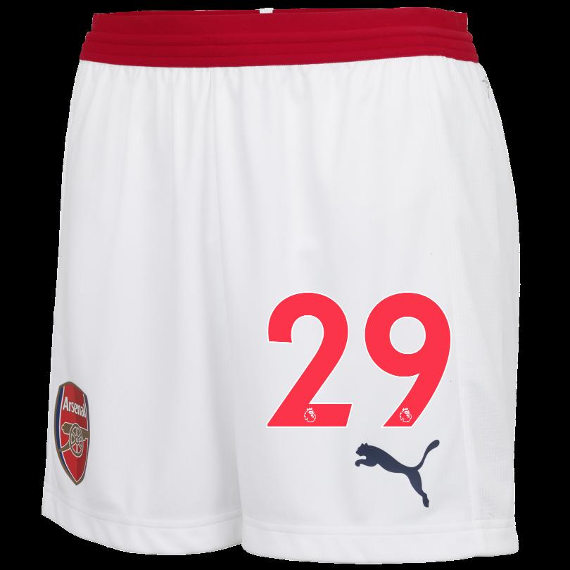 Arsenal Womens 18/19 Home Shorts