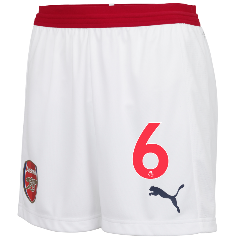 Arsenal Womens 18/19 Home Shorts