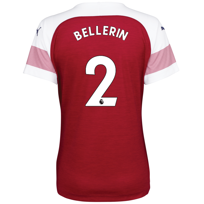 Arsenal Womens 18/19 Home Shirt