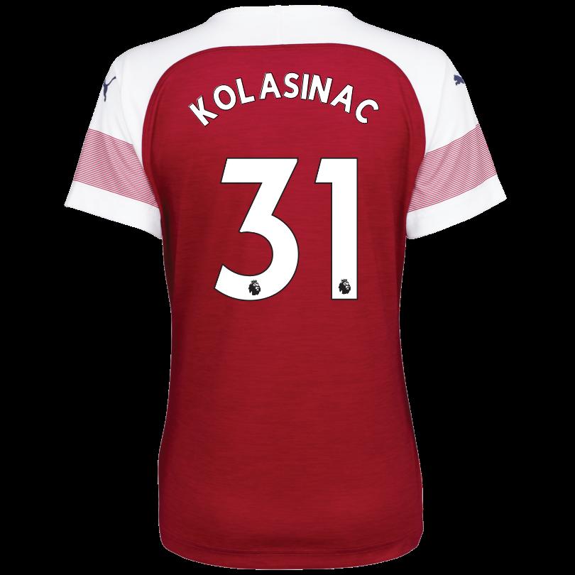 Arsenal Womens 18/19 Home Shirt