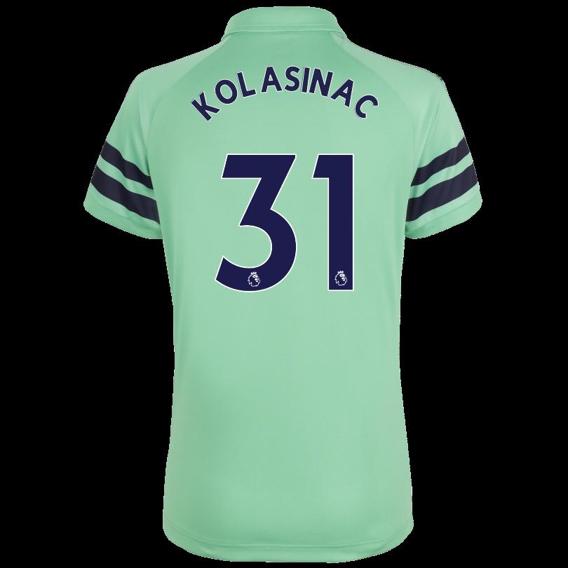 Arsenal Womens 18/19 Third Shirt