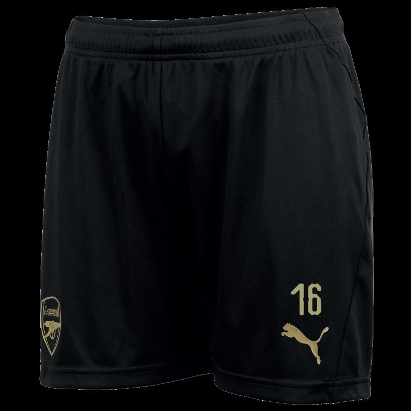 Arsenal Womens 18/19 Training Shorts