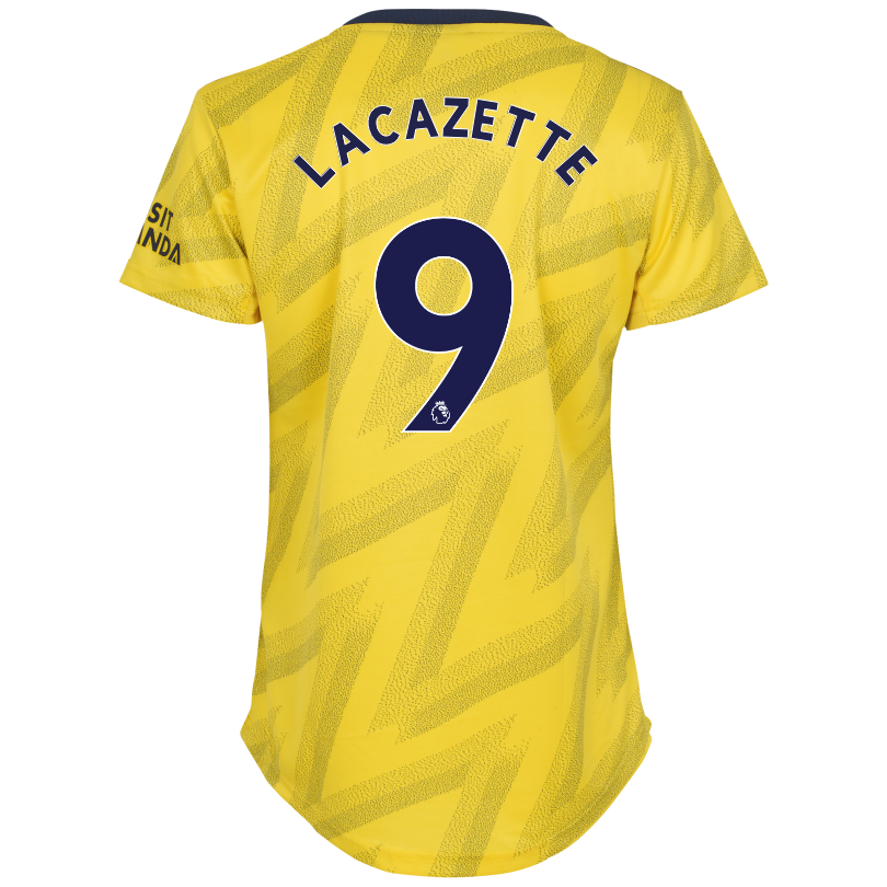 Arsenal Womens 19/20 Away Shirt
