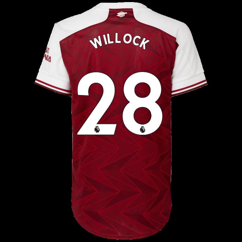 Arsenal Womens 20/21 Home Shirt