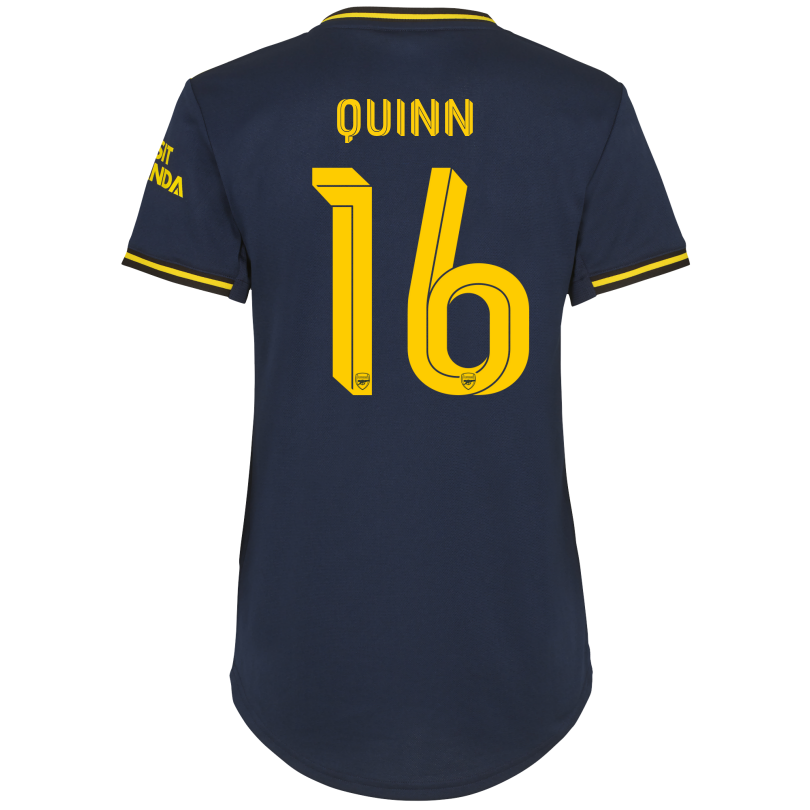 Arsenal Womens 19/20 Third Shirt