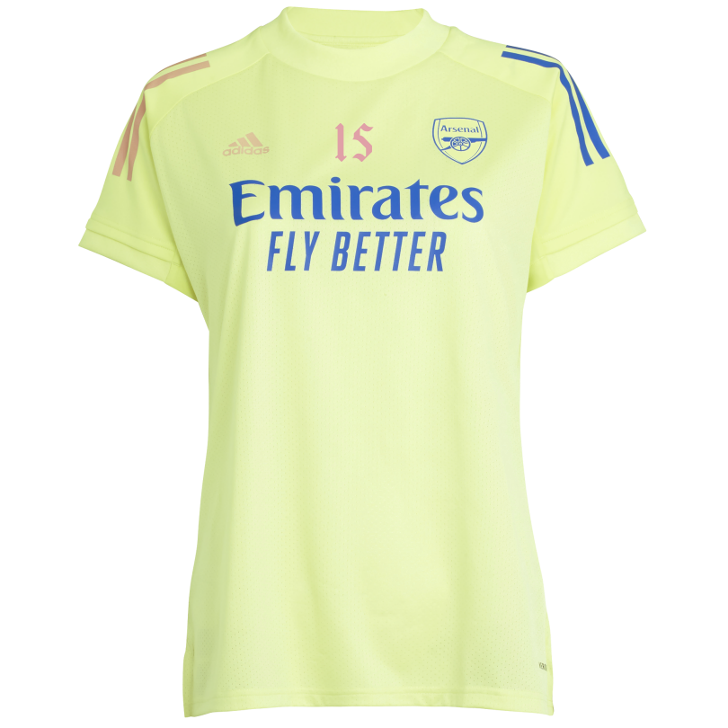 Arsenal Womens 20/21 Training Shirt