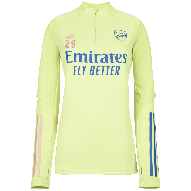 Arsenal Womens 20/21 Training Top