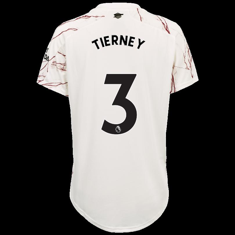 Arsenal Womens 20/21 Authentic Away Shirt