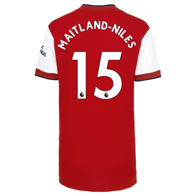 Arsenal Womens 21/22 Authentic Home Shirt
