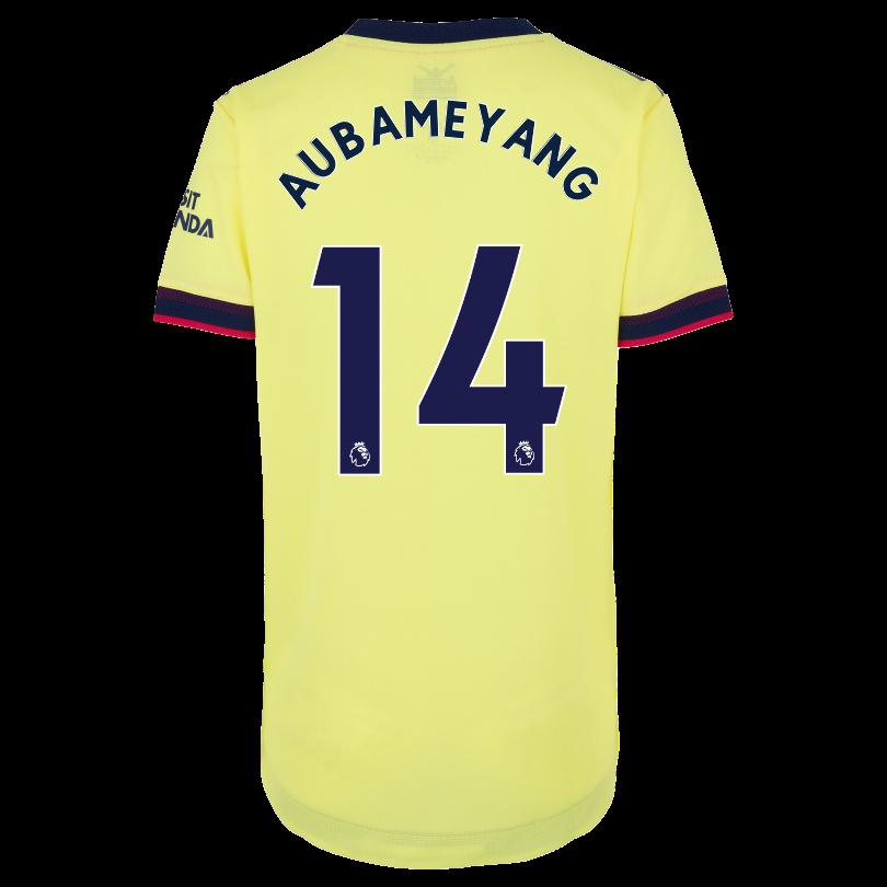 Arsenal Womens 21/22 Authentic Away Shirt