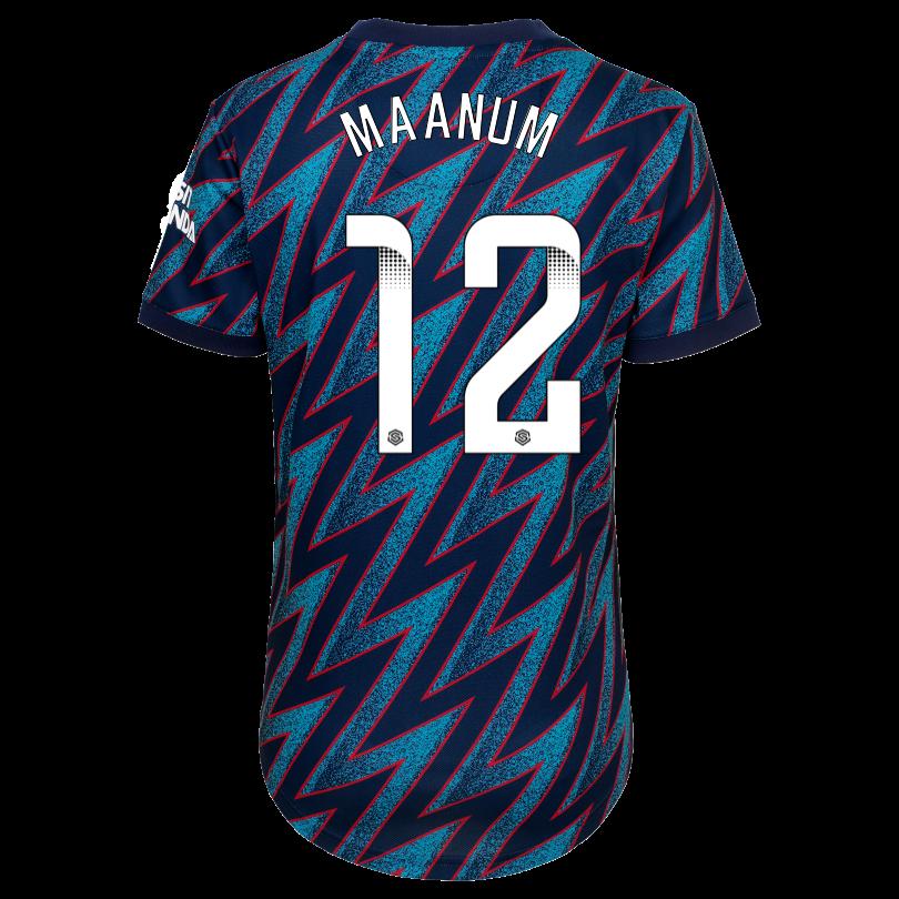 Arsenal Womens 21/22 Third Shirt