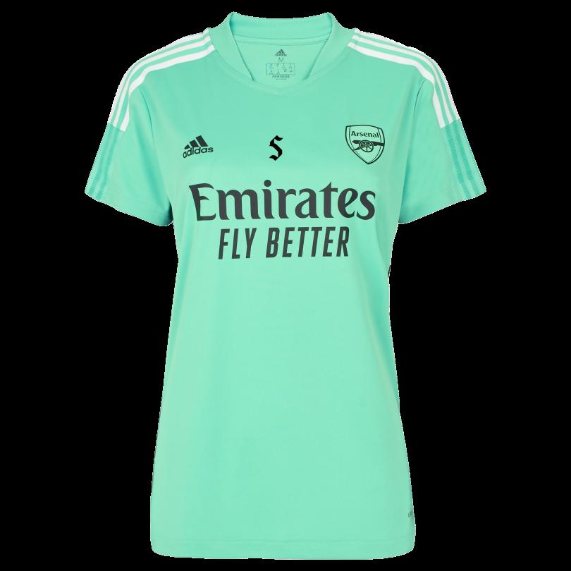 Arsenal Womens 21/22 Training Shirt