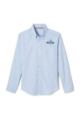 Amplience Product Image with Product code 1017,name  Long Sleeve Oxford Shirt