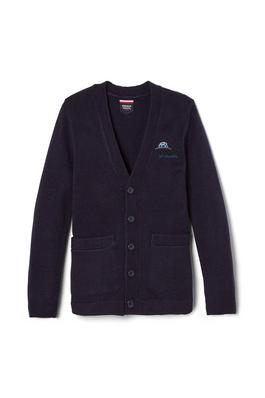 Amplience Product Image with Product code 1370,name  Anti-Pill V-Neck Cardigan Sweater