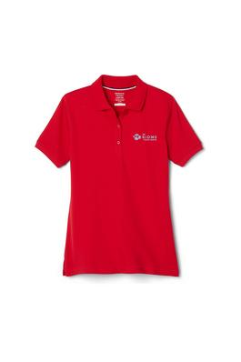Amplience Product Image with Product code 1403,name  Short Sleeve Stretch Pique Polo (Feminine Fit)