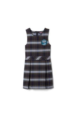 Amplience Product Image with Product code 1687,name  Plaid Round Neck Jumper