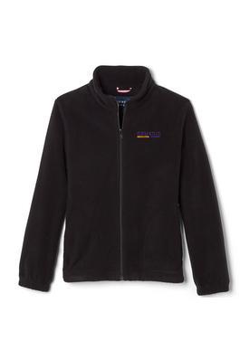 Amplience Product Image with Product code 1689,name  Full Zip Microfleece Jacket