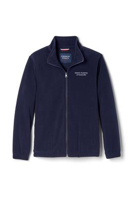 Amplience Product Image with Product code 1689,name  Full Zip Microfleece Jacket