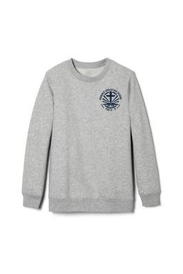 Amplience Product Image with Product code 1696,name  New! Crewneck Fleece Sweatshirt