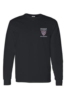 Amplience Product Image with Product code 4106,name  Long Sleeve Heavy Cotton Tee